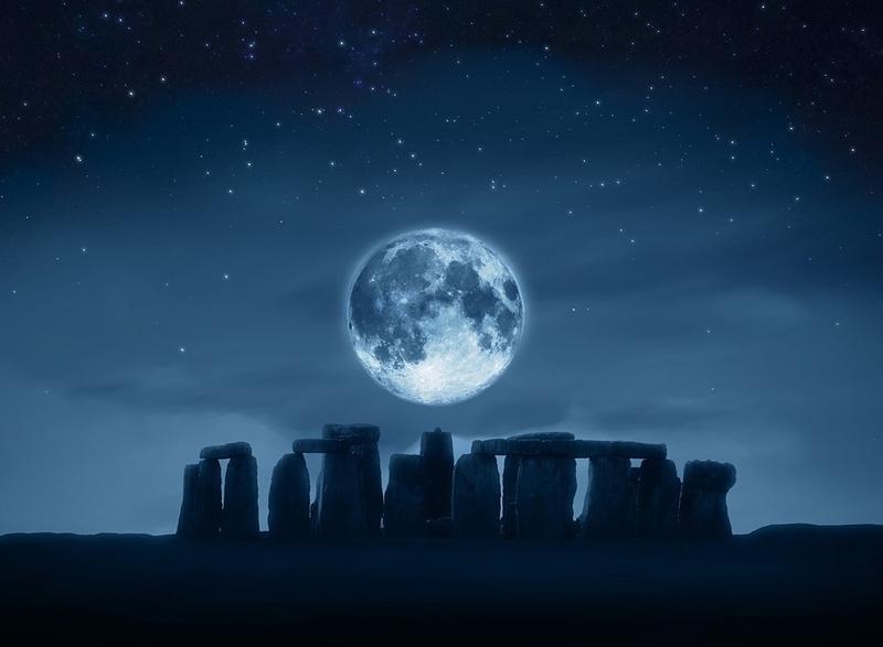 Moon Over Avalon